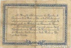 25 Centimes FRANCE régionalisme et divers La Roche-Sur-Yon 1916 JP.065.26 TB