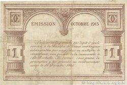 1 Franc FRANCE régionalisme et divers LA ROCHELLE 1915 JP.066.03 TTB