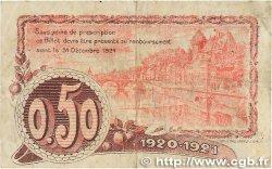 50 Centimes FRANCE régionalisme et divers LAVAL 1920 JP.067.01 pr.TTB