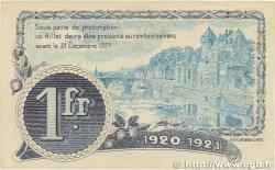 1 Franc FRANCE régionalisme et divers LAVAL 1920 JP.067.02 SUP
