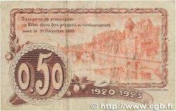 50 Centimes FRANCE régionalisme et divers LAVAL 1920 JP.067.03 TTB