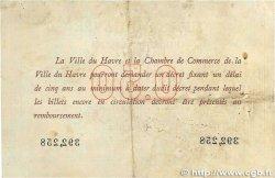 50 Centimes FRANCE régionalisme et divers LE HAVRE 1914 JP.068.01 TTB