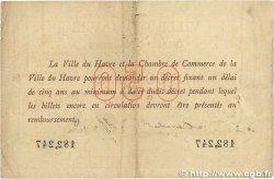 50 Centimes FRANCE régionalisme et divers Le Havre 1914 JP.068.01 TB