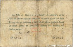 2 Francs FRANCE régionalisme et divers Le Havre 1914 JP.068.07 TB