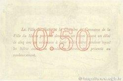 50 Centimes FRANCE régionalisme et divers Le Havre 1916 JP.068.14 pr.NEUF