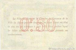 50 Centimes FRANCE régionalisme et divers Le Havre 1916 JP.068.14 pr.SPL