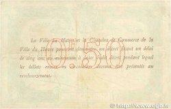 50 Centimes FRANCE régionalisme et divers Le Havre 1916 JP.068.14 TTB+