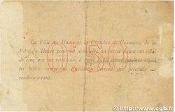50 Centimes FRANCE régionalisme et divers LE HAVRE 1916 JP.068.14 TTB