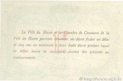 1 Franc FRANCE régionalisme et divers Le Havre 1916 JP.068.15 pr.NEUF