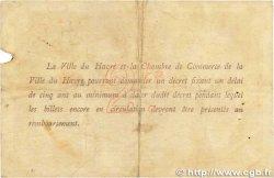 2 Francs FRANCE régionalisme et divers LE HAVRE 1916 JP.068.16 pr.TTB