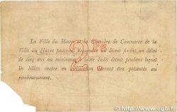 2 Francs FRANCE régionalisme et divers Le Havre 1916 JP.068.16 B