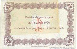 1 Franc FRANCE régionalisme et divers LE HAVRE 1920 JP.068.22 SUP+