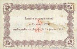 1 Franc FRANCE régionalisme et divers LE HAVRE 1920 JP.068.22 SUP