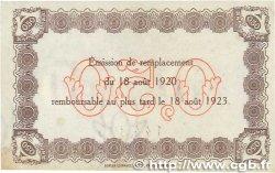 50 Centimes FRANCE régionalisme et divers LE HAVRE 1920 JP.068.26 SUP