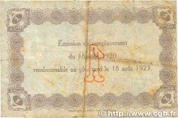 1 Franc FRANCE régionalisme et divers LE HAVRE 1920 JP.068.28 TB