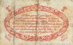 1 Franc FRANCE régionalisme et divers Le Mans 1915 JP.069.05 TB