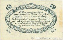 50 Centimes FRANCE régionalisme et divers Le Mans 1917 JP.069.09 pr.SPL