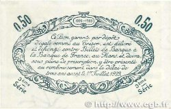 50 Centimes FRANCE régionalisme et divers LE MANS 1920 JP.069.16var. SPL