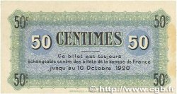 50 Centimes FRANCE régionalisme et divers Le Puy 1916 JP.070.05 SPL