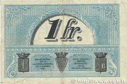 1 Franc FRANCE régionalisme et divers LE PUY 1916 JP.070.09 TTB