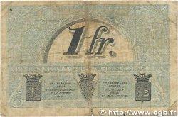 1 Franc FRANCE régionalisme et divers Le Puy 1916 JP.070.09 B