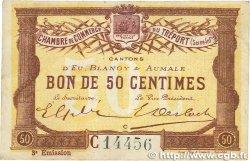 50 Centimes FRANCE régionalisme et divers Le Tréport 1915 JP.071.09 TTB
