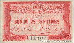 25 Centimes FRANCE régionalisme et divers Le Tréport 1916 JP.071.16 TTB+