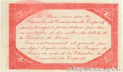 25 Centimes FRANCE régionalisme et divers Le Tréport 1916 JP.071.20 SPL