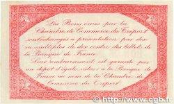 25 Centimes FRANCE régionalisme et divers Le Tréport 1916 JP.071.23 SPL