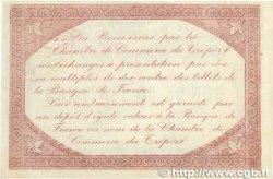 50 Centimes FRANCE régionalisme et divers  1916 JP.071.32var. SUP+