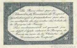 2 Francs FRANCE régionalisme et divers LE TRÉPORT 1917 JP.071.38 SUP