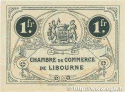 1 Franc FRANCE régionalisme et divers LIBOURNE 1915 JP.072.13 SUP+