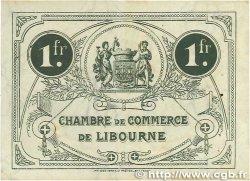 1 Franc FRANCE régionalisme et divers Libourne 1920 JP.072.30 TTB