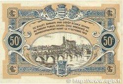 50 Centimes FRANCE régionalisme et divers LIMOGES 1914 JP.073.20 SUP