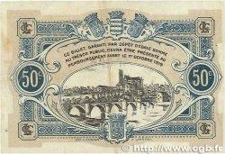 50 Centimes FRANCE régionalisme et divers Limoges 1914 JP.073.20 TTB