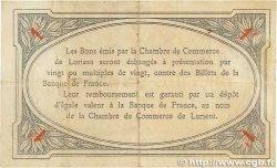 1 Franc FRANCE régionalisme et divers Lorient 1915 JP.075.08 TTB