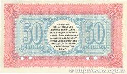 50 Centimes FRANCE régionalisme et divers LURE 1915 JP.076.05 SUP+