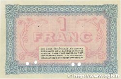 1 Franc FRANCE régionalisme et divers LURE 1915 JP.076.10 SUP