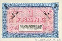 1 Franc FRANCE régionalisme et divers LURE 1918 JP.076.28 pr.SPL