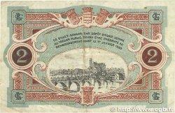2 Francs FRANCE régionalisme et divers LIMOGES 1918 JP.073.25 pr.TTB