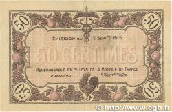 50 Centimes FRANCE régionalisme et divers MACON, BOURG 1915 JP.078.01 TTB