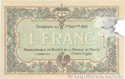 1 Franc FRANCE régionalisme et divers MACON, BOURG 1915 JP.078.03 pr.TTB