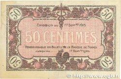 50 Centimes FRANCE régionalisme et divers Macon, Bourg 1915 JP.078.07 TTB