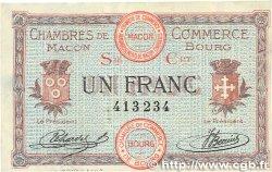1 Franc FRANCE régionalisme et divers Macon, Bourg 1915 JP.078.08 TTB