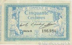 50 Centimes FRANCE régionalisme et divers Marseille 1914 JP.079.01 pr.TTB