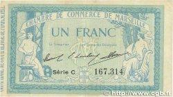 1 Franc FRANCE régionalisme et divers MARSEILLE 1914 JP.079.11 TTB