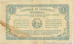 1 Franc FRANCE régionalisme et divers Marseille 1914 JP.079.11 TB