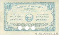 1 Franc FRANCE régionalisme et divers Marseille 1914 JP.079.15 TTB+