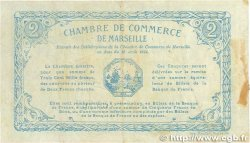 2 Francs FRANCE régionalisme et divers MARSEILLE 1914 JP.079.18 pr.TTB