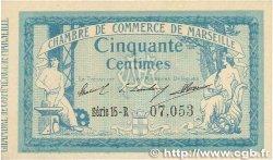 50 Centimes FRANCE régionalisme et divers MARSEILLE 1914 JP.079.37 TTB+